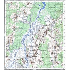Топографические карты
