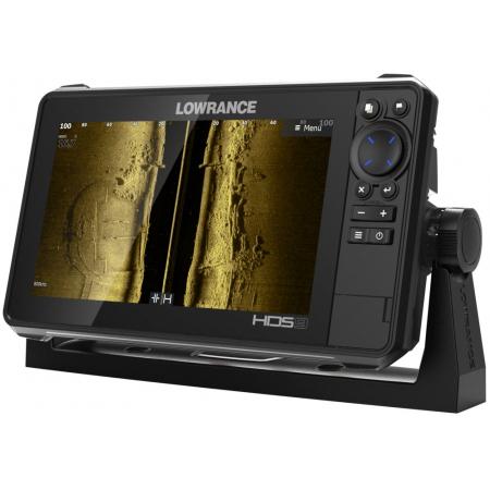 Эхолот-картплоттер Lowrance HDS-9 Live с датчиком Active Imaging 3-в-1