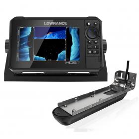 Эхолот-картплоттер Lowrance HDS-7 Live с датчиком Active Imaging 3-в-1