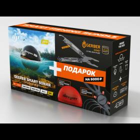 Эхолот Deeper Smart Sonar Pro+
