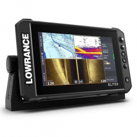 Эхолот Lowrance Elite FS™ 9 с датчиком Active Imaging 3-in-1