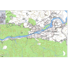 Установка карт на навигатор Etrex 10