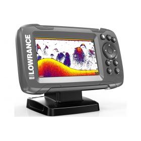 Эхолот-плоттер Lowrance HOOK2-4x с GPS и датчиком Bullet