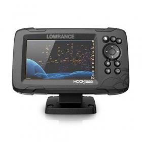 Эхолот-плоттер Lowrance Hook Reveal 5 HDI 83/200