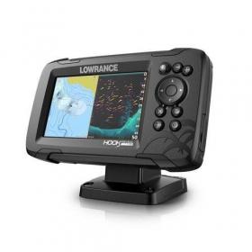 Эхолот-плоттер Lowrance Hook Reveal 5 HDI 50/200
